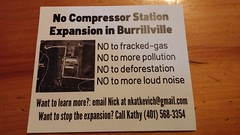 no compressor stations in RI