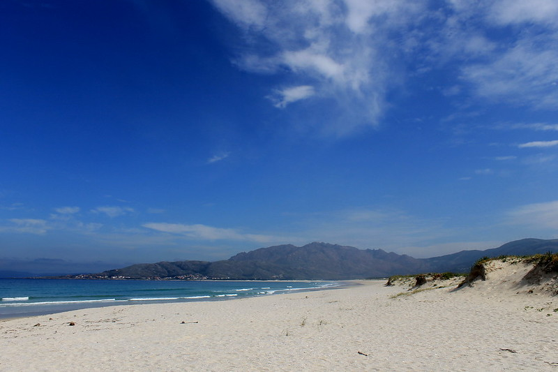 Playa de Carnota (Galicia), Spain