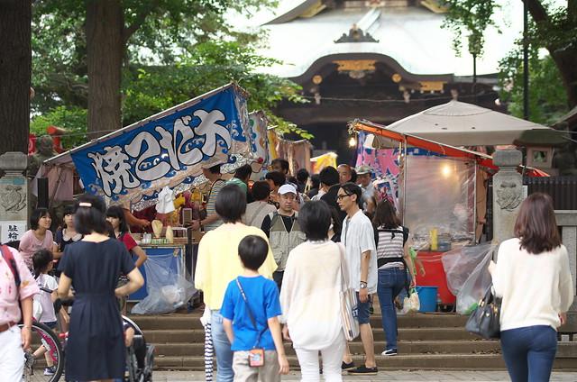 東京路地裏散歩 雑司が谷・南池袋 2014年7月6日