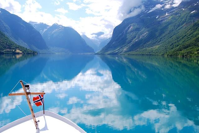 Olden lake 3