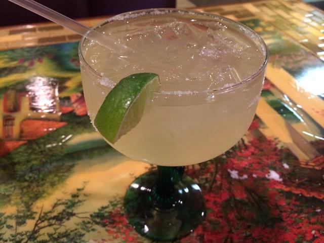Margarita cocktail - Mi Degollado