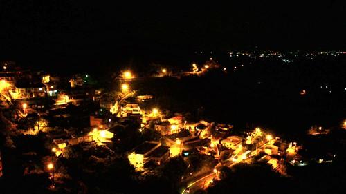 夜晚閃耀的黃金之城-九份 (8)