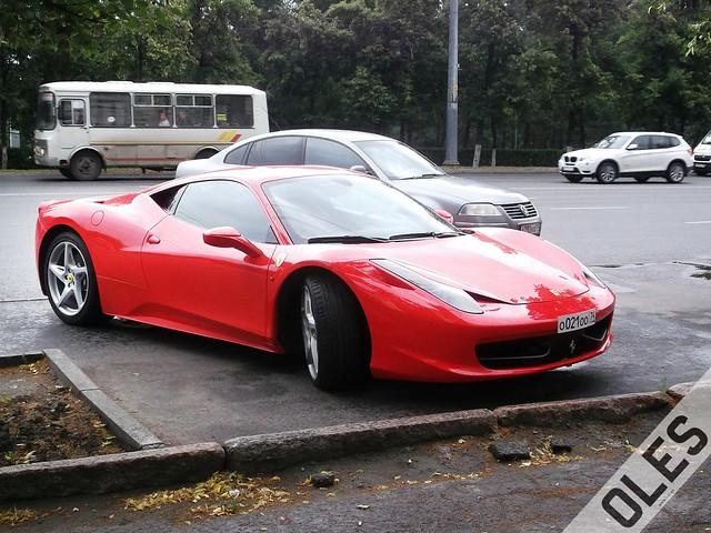 Ferrari 458 о021оо74