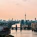 Berlin - Skyline Mediaspree Gigapano by 030mm-photography