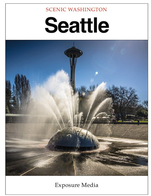 Scenic Washington - Seattle Book Cover