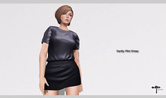 NYU - Vanity MiniDress (Fameshed, August 2014)