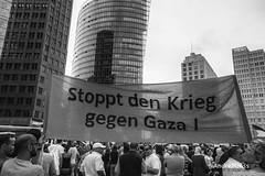 In memory of the victims in Gaza