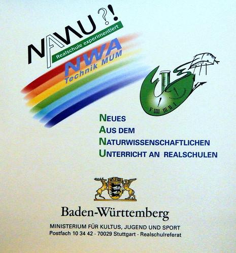 Realschulwettbewerb NANU?! | 2014 Offenburg