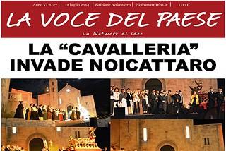 Noicattaro. Prima pagina n. 27-2014 front