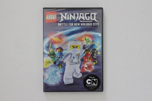 LEGO Ninjago: Rebooted: Battle for New Ninjago City Season Three Part One
