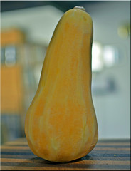 365 Days In Colour-Peeled Butternut Squash