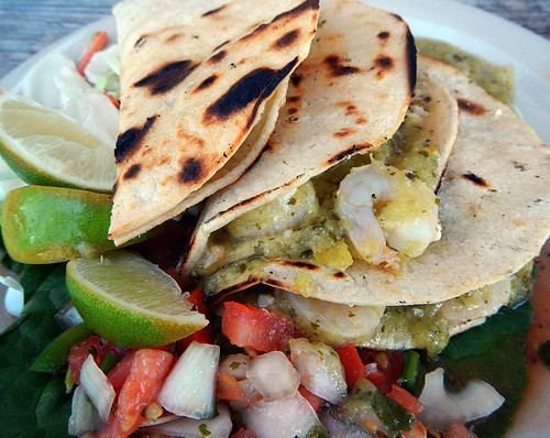 Port Townsend: Fish Tacos at Sirens Pub