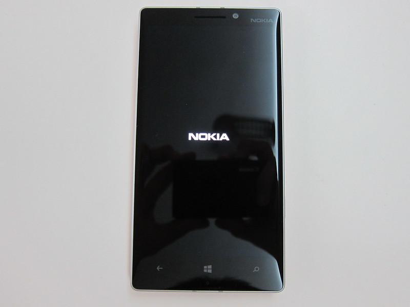 Nokia Lumia 930 - Front
