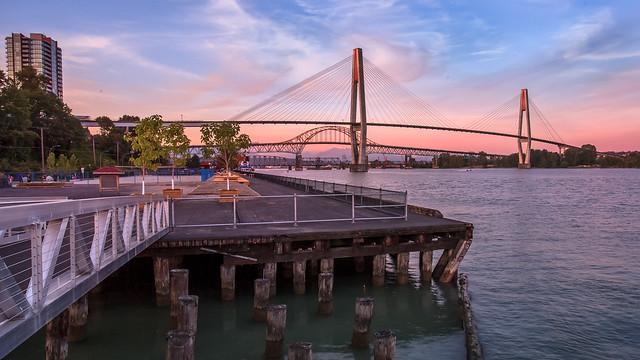 The Skytrain Bridge