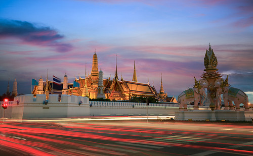 road city travel blue light sunset sky elephant building tower car wall skyline architecture night skyscraper sunrise vintage landscape thailand temple hotel pagoda town twilight highway asia downtown cityscape view traffic state bangkok space capital transport culture illumination statues grand landmark center palace thai ayuthaya chiangmai phuket pattaya sukhothai