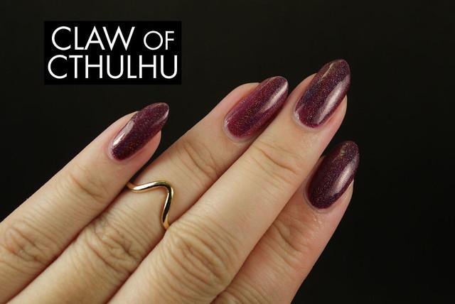 Digital Nails Sectumsempra Swatch