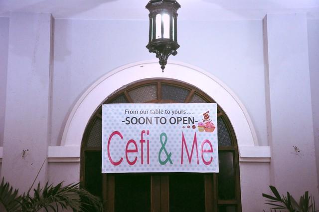 Soon: Cefi and Me