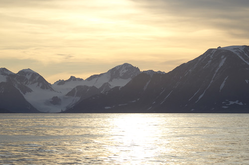 norway sunrise dawn svalbard arctic spitsbergen gettyimages mcmanus