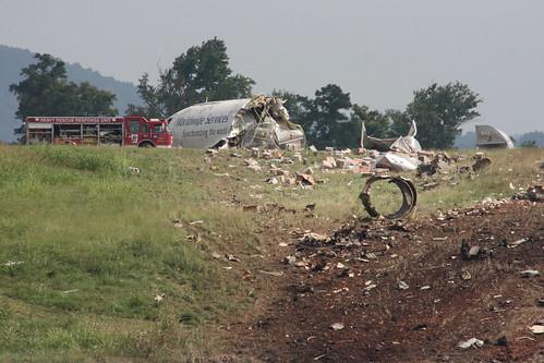 UPS Flight 1354 Crash Site / P2013-0814D067