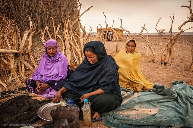 Tea in the Eye of the Sahara