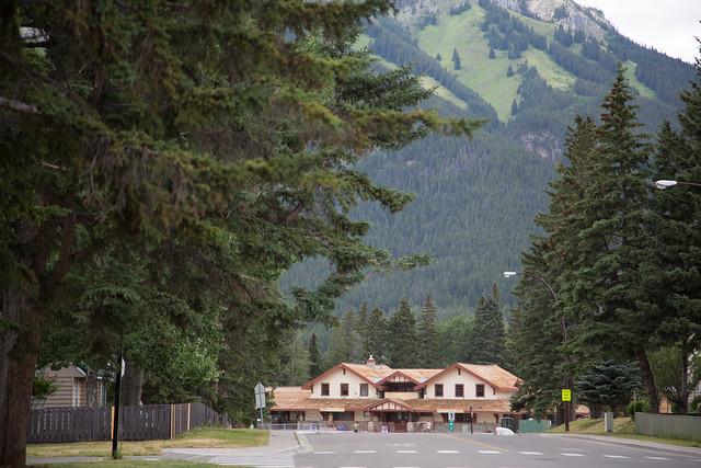 Banff Station