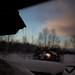 winter dusk in Naganuma by dksg8