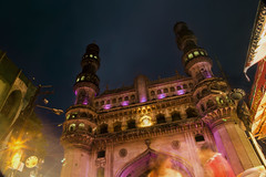 colourfull charminar