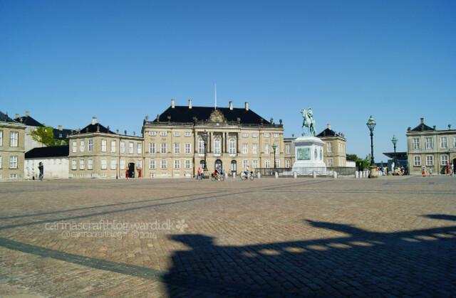 Amalienborg - Copenhagen