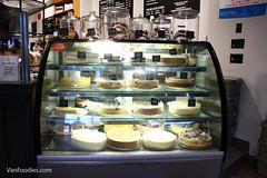 Cheesecake Showcase