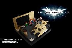 "The Dark Knight Rises ""Storming Blackgate Prison"""