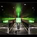 grüner Untergrund
