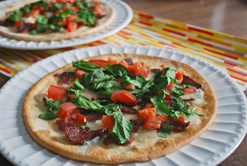 Four & More Flatbreads for Football Fun!