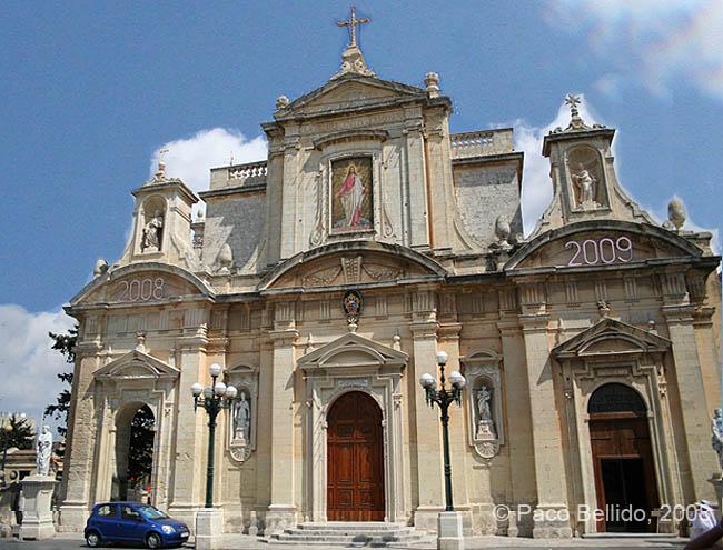 Iglesia de San Pablo. © Paco Bellido, 2008