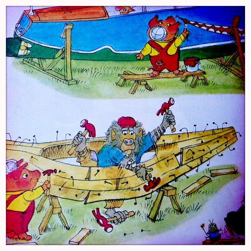 Page capture: Richard Scarry