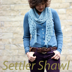 settler shawl picture