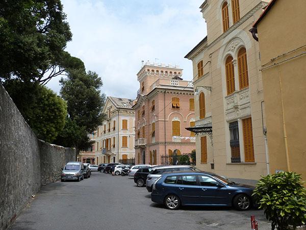 trois belles maisons