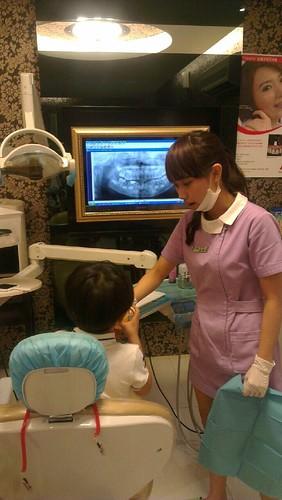 豐美牙醫診所-兒童牙齒衛教+塗氟8