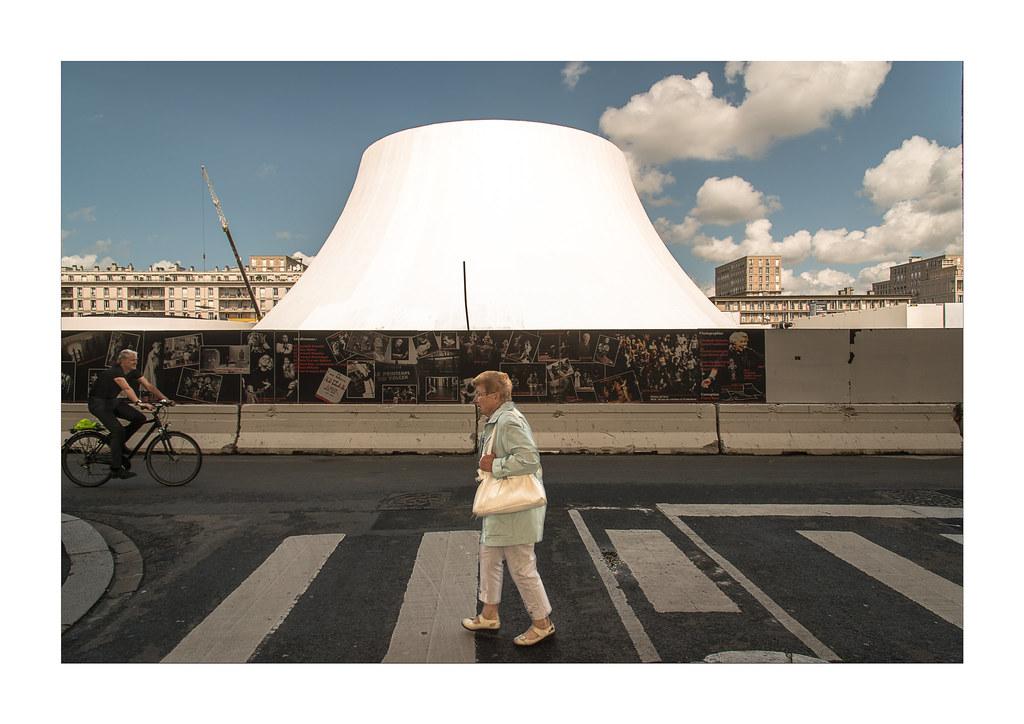 Le Volcan, centre culturel