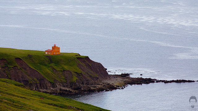 The Orange Lighthouse