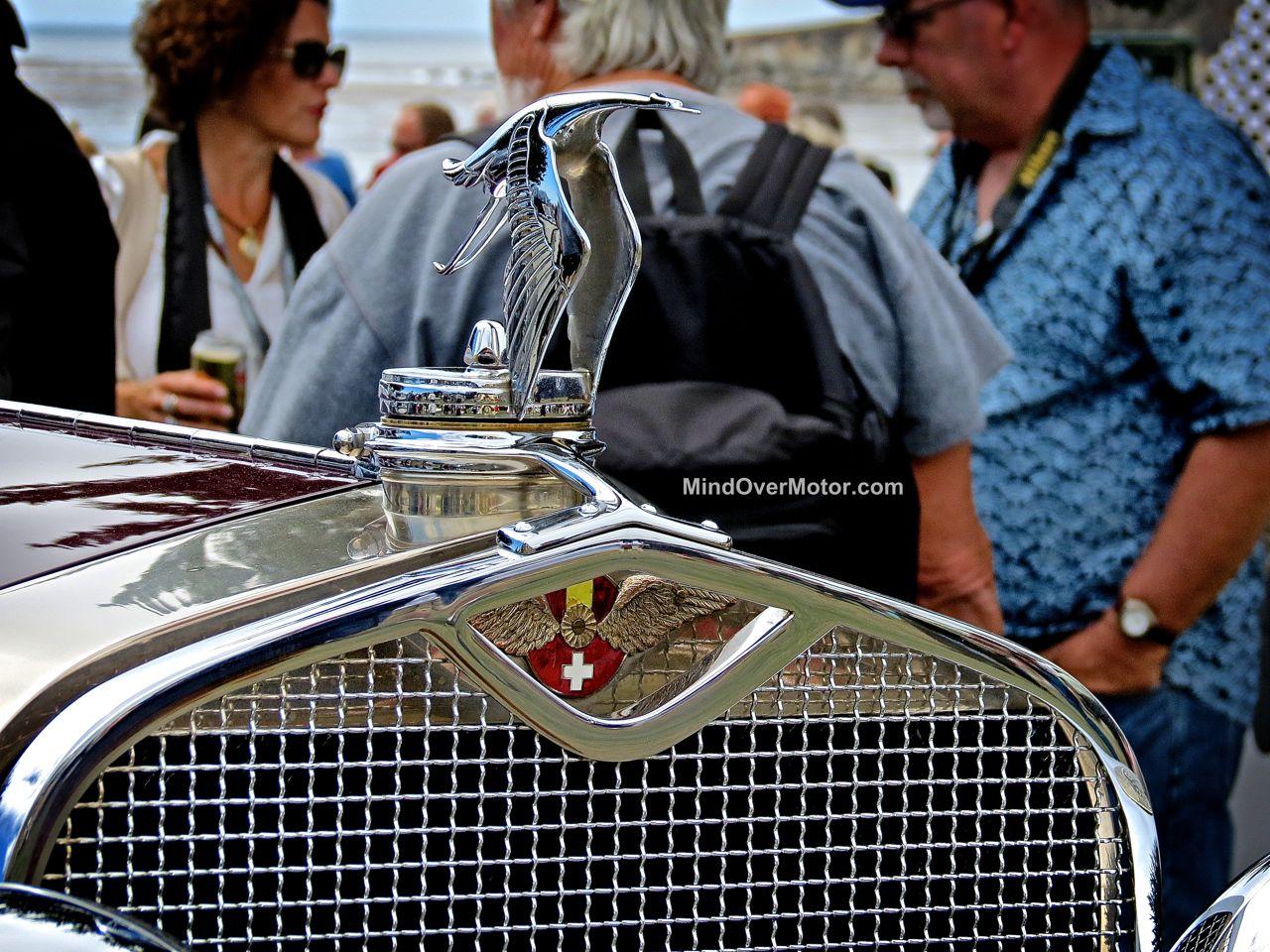 Pebble Beach 2014-Hispano Suiza