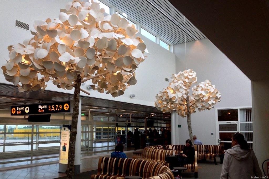 Malmö Sturup flygplats
