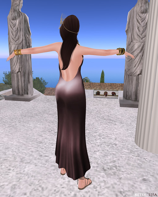 COLLABOR88 - The Fates: Lachesis (New Post @ Second Life Fashion Addict)