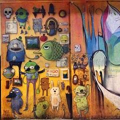 #Sampa #Downtown #streetart  #fiadosoamanha