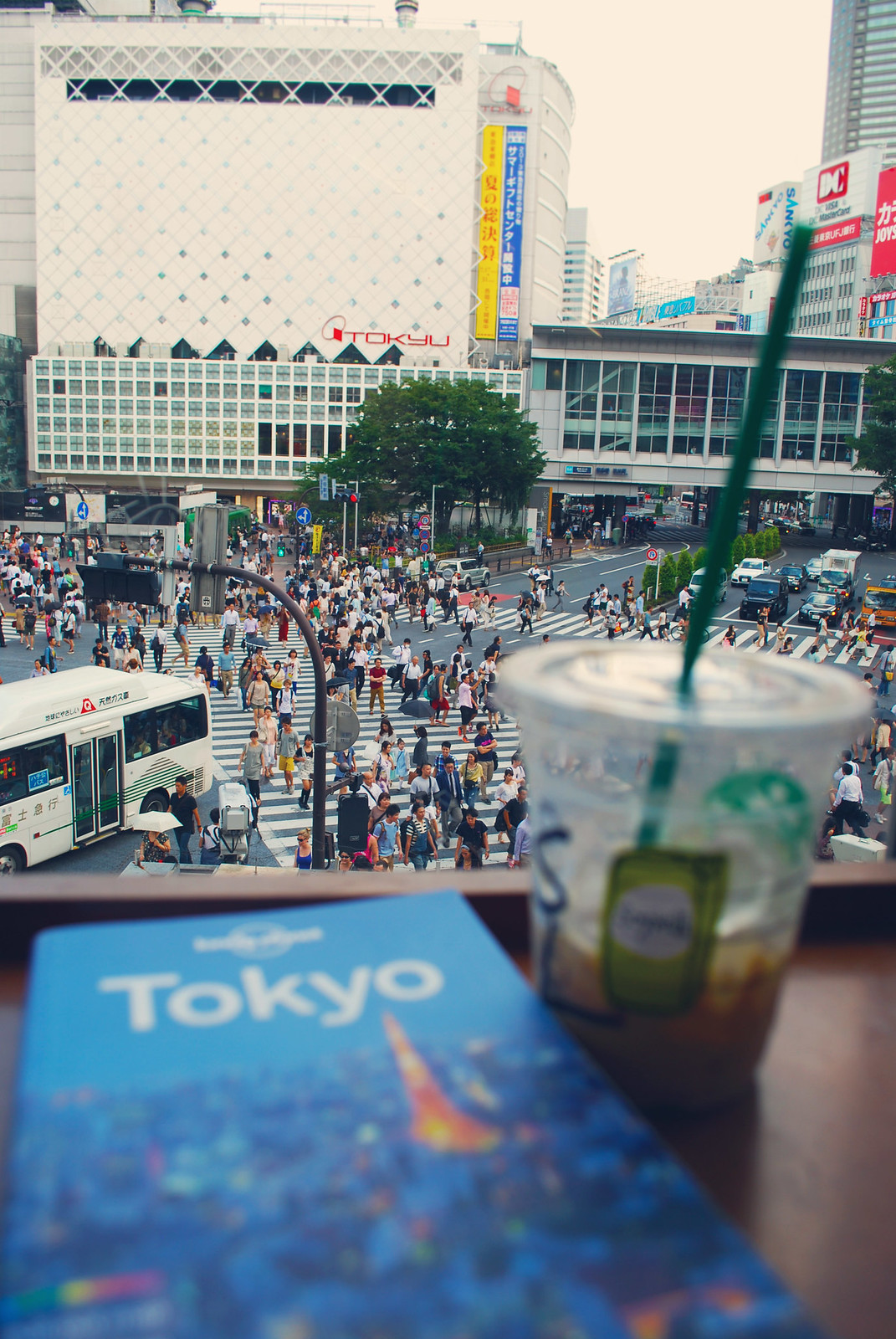 Shibuya Guide Starbucks