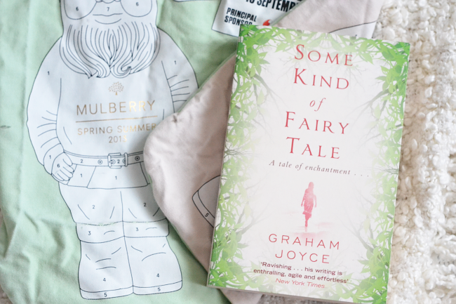 Daisybutter - UK Fashion and Lifestyle Blog: Some Kind of Fairy Tale review, book review, Graham Joyce
