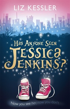 Liz Kessler, Has Anyone Seen Jessica Jenkins?