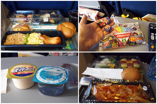 Airplane Food and Candy