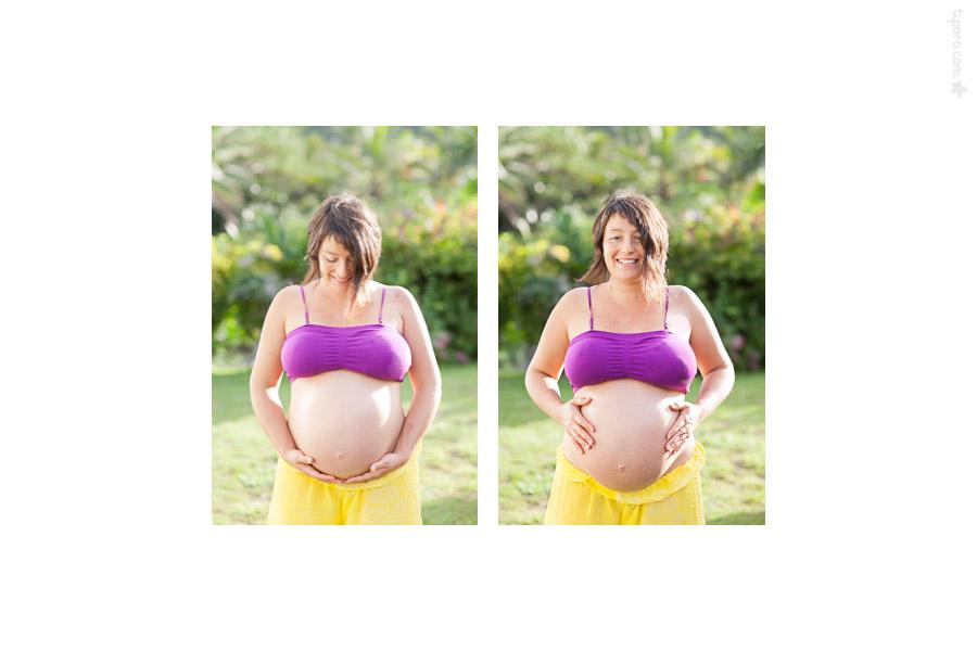Island Living. maternity photographer RarotongaIkurangi