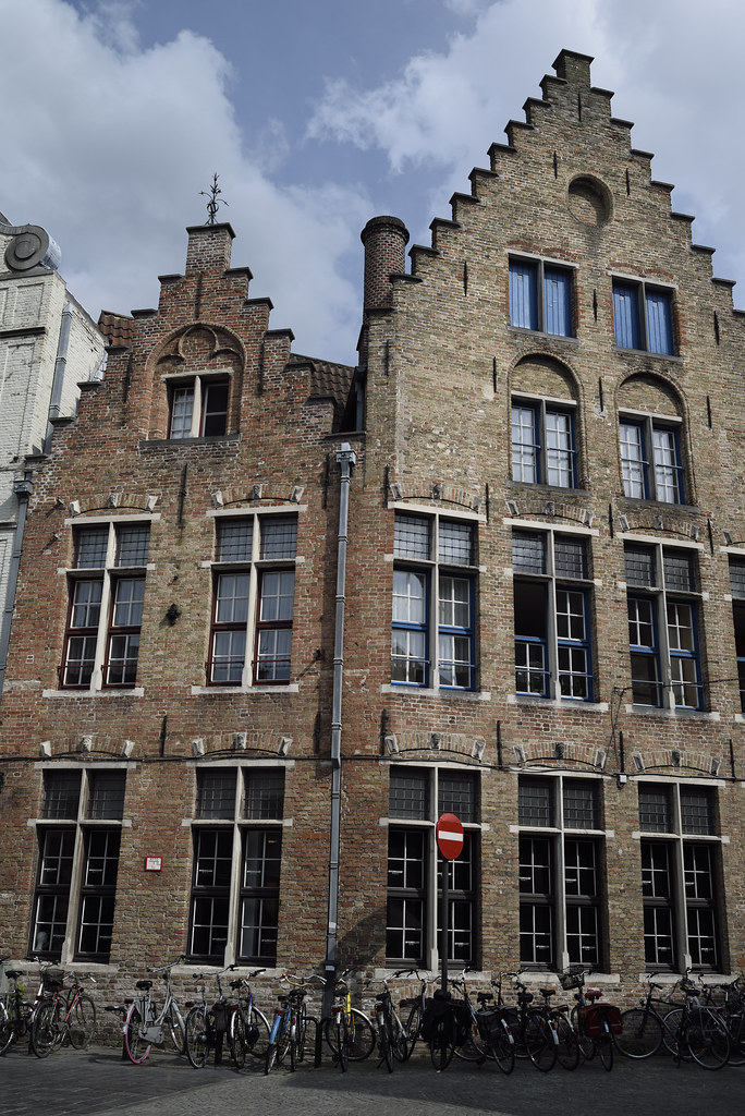 at a corner of Bruges 2