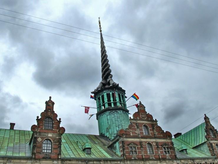 Gay pride in Copenhagen